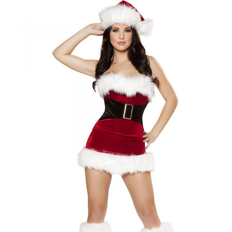 Sexy Christmas Costume for Women 2