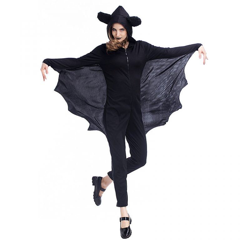 Butterfly Jumpsuit Connected Wings Costume for Woman 1