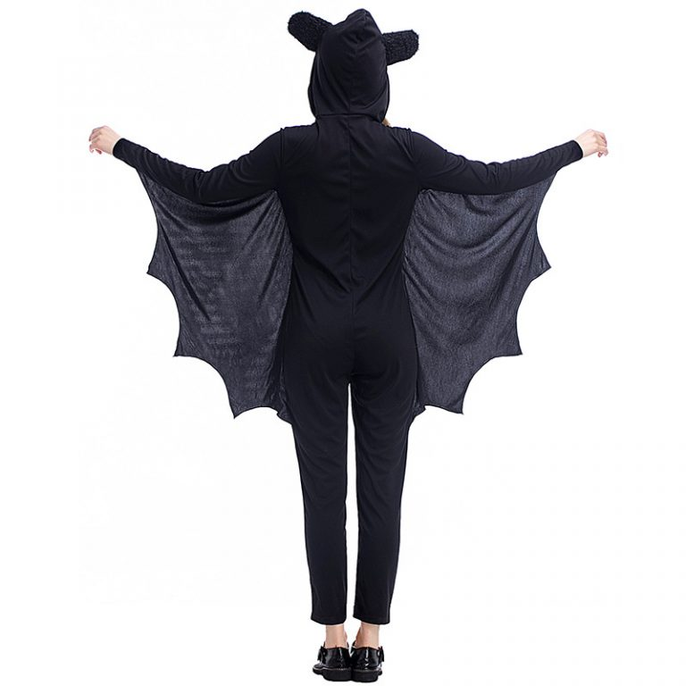Butterfly Jumpsuit Connected Wings Costume for Woman 2
