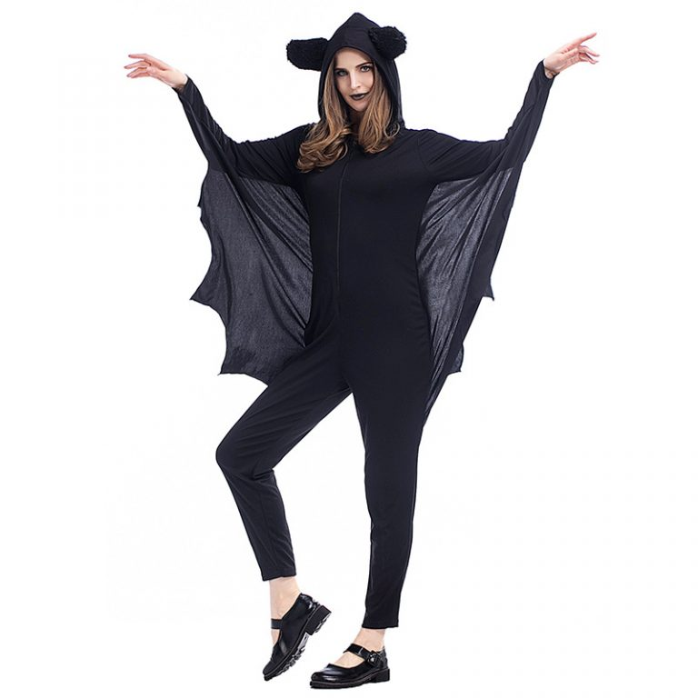 Butterfly Jumpsuit Connected Wings Costume for Woman 3