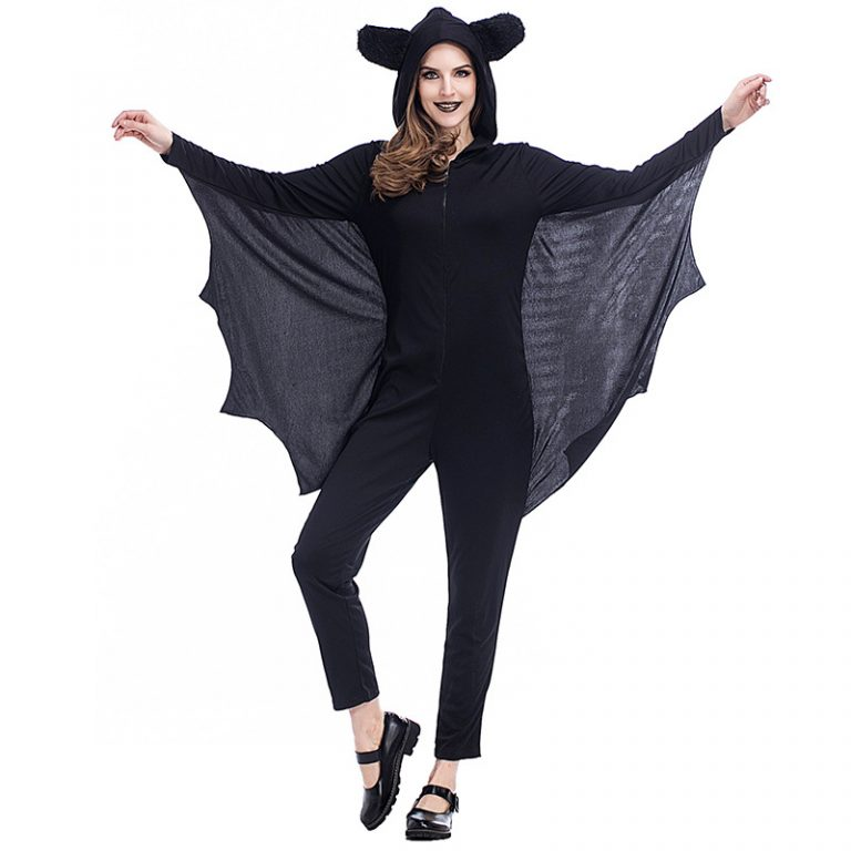 Butterfly Jumpsuit Connected Wings Costume for Woman 4