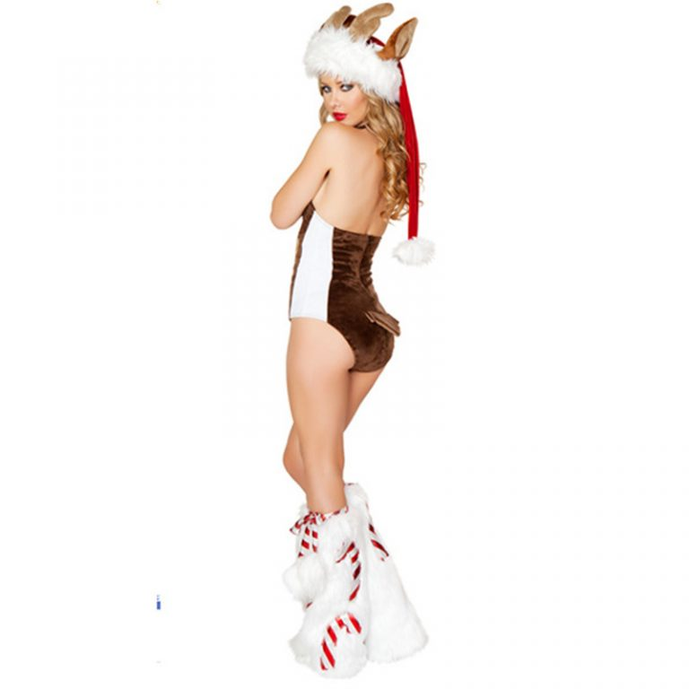 New Reindeer Sexy Costumes for women 4