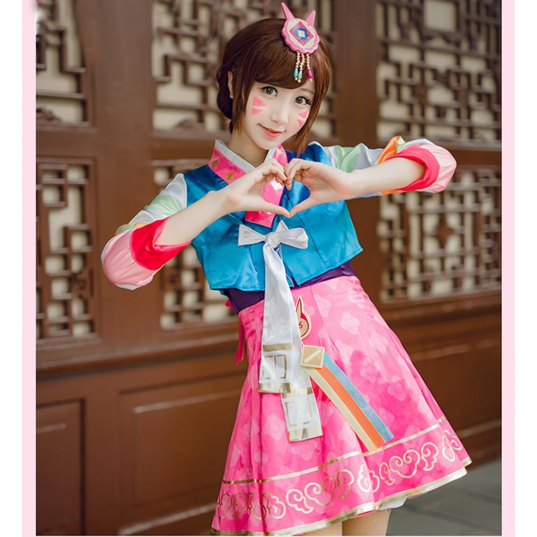 Hanbok Korean Costume for Women/Girls 8