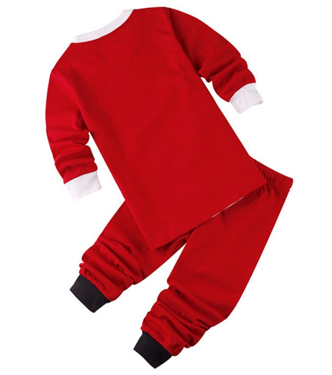 2017 New Baby Christmas Costume for kids 2