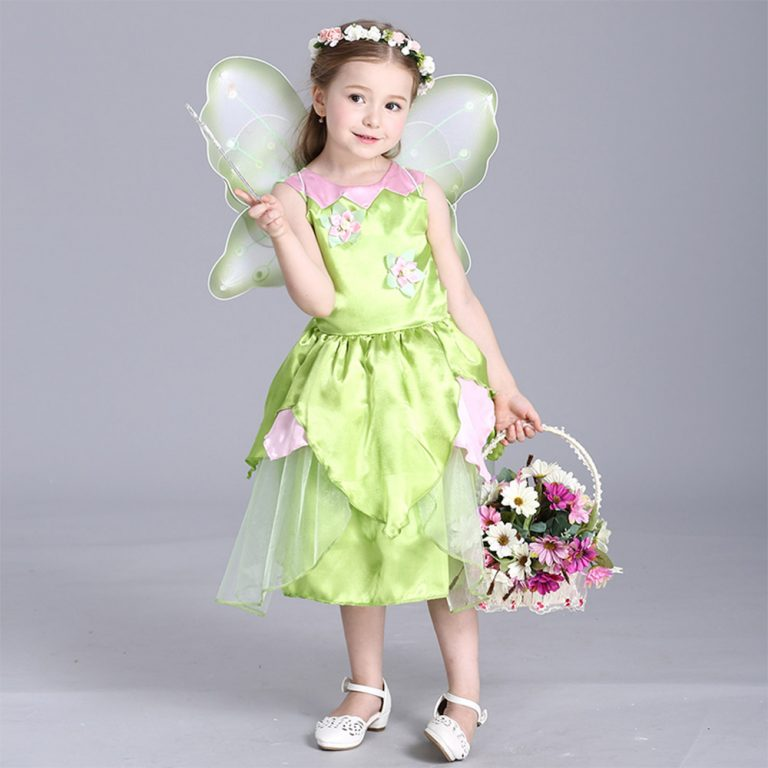 Tinkerbell Butterfly Costume 2