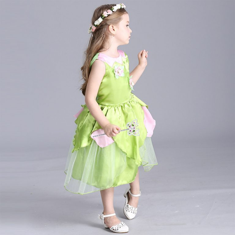 Tinkerbell Butterfly Costume 4