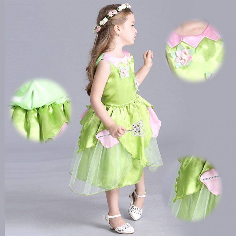 Tinkerbell Butterfly Costume 5