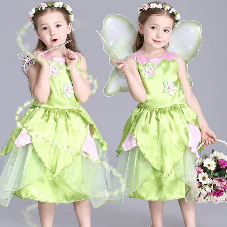 Tinkerbell Butterfly Costume 1