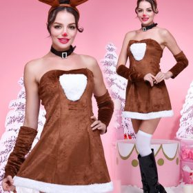 Reindeer Costume Cosplay For Christmas 6