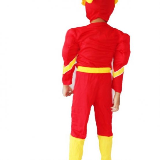 Flash Costume for kids 5