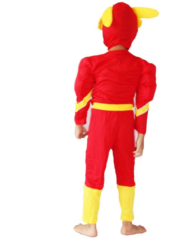 Flash Costume for kids 2