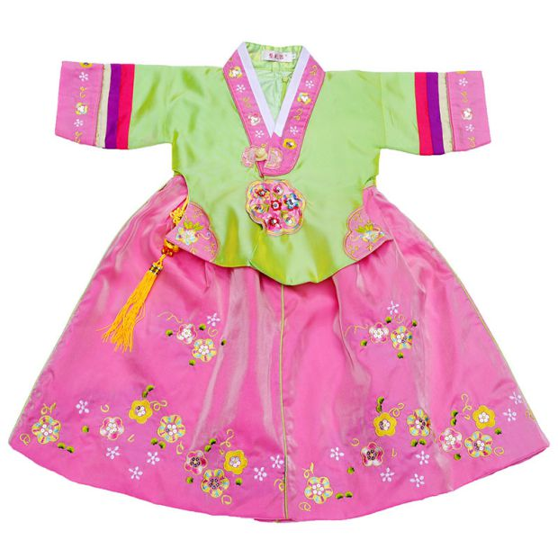 Hanbok Korean Princess Costumes 11