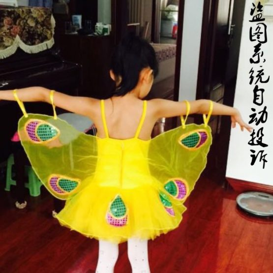 Butterfly Costumes for Kids 6