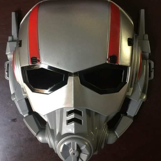 Ant Man Muscle Jumpsuits and Mask 4