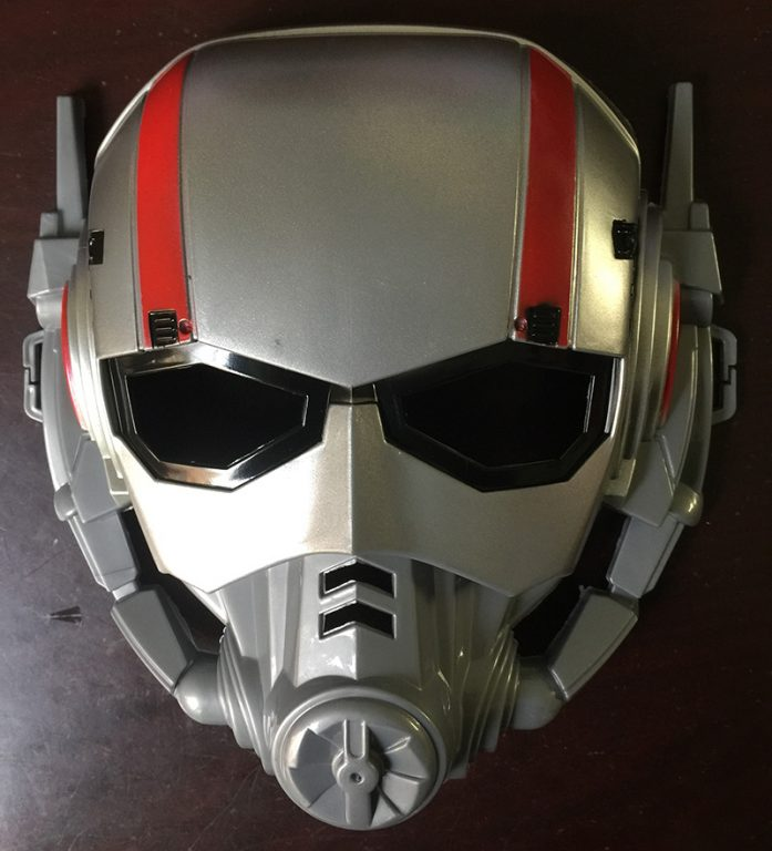 Ant Man Muscle Jumpsuits and Mask 2