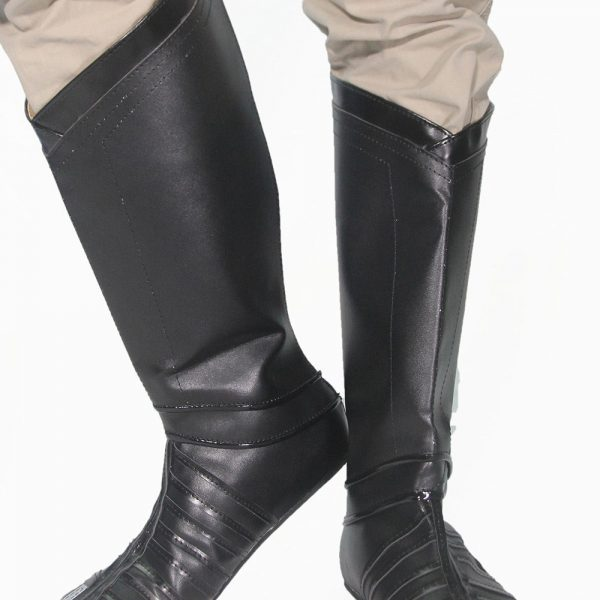 Black Panther Boots for Men 5
