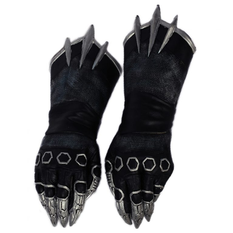 Black Panther Claw Gloves 2
