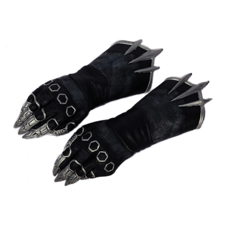 Black Panther Claw Gloves 6
