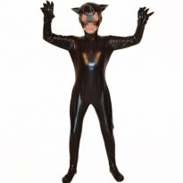 Black Panther Costume for Boys 3