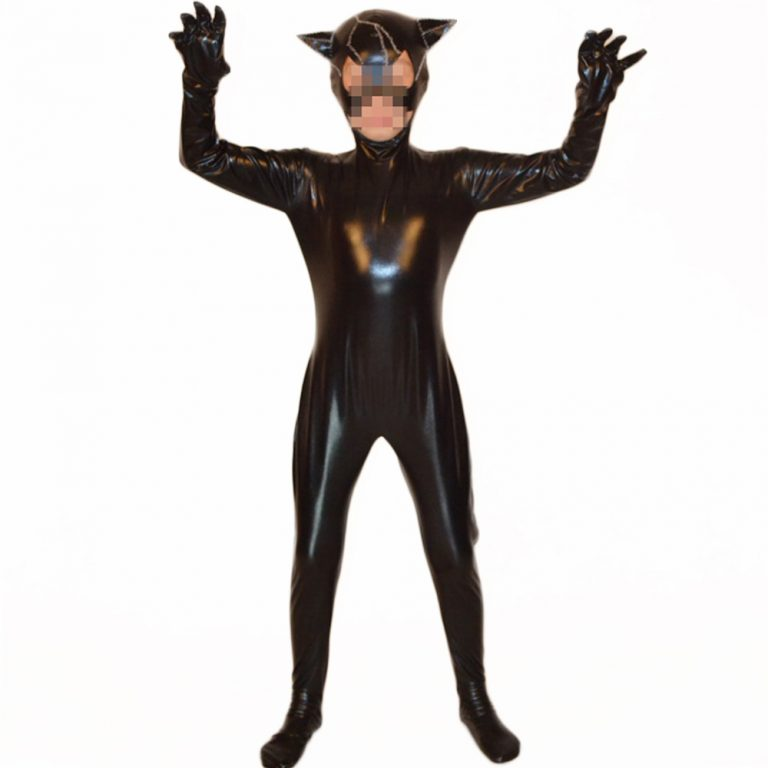Black Panther Costume for Kids 1