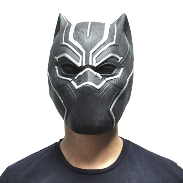 Black Panther Masks for Halloween 7