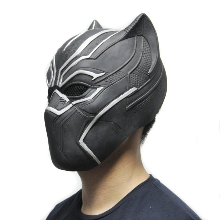 Black Panther Masks for Halloween 3