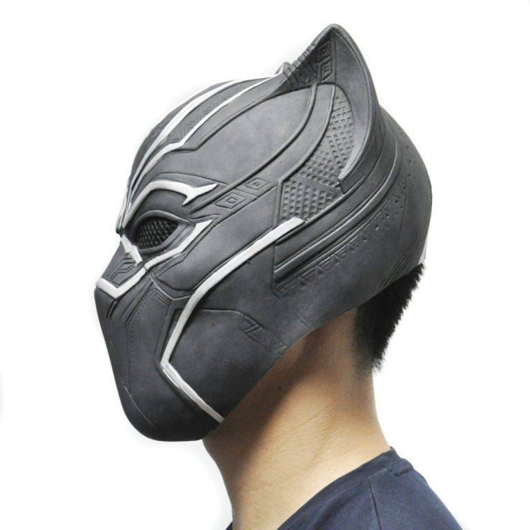 Black Panther Masks for Halloween 9