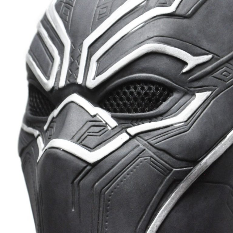 Black Panther Masks for Halloween 11