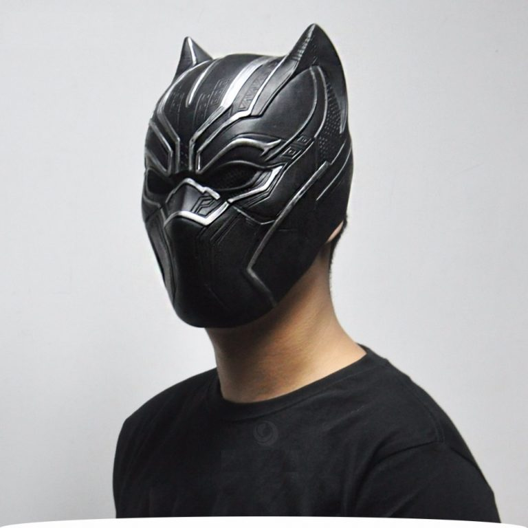 Black Panther Masks for Halloween 1