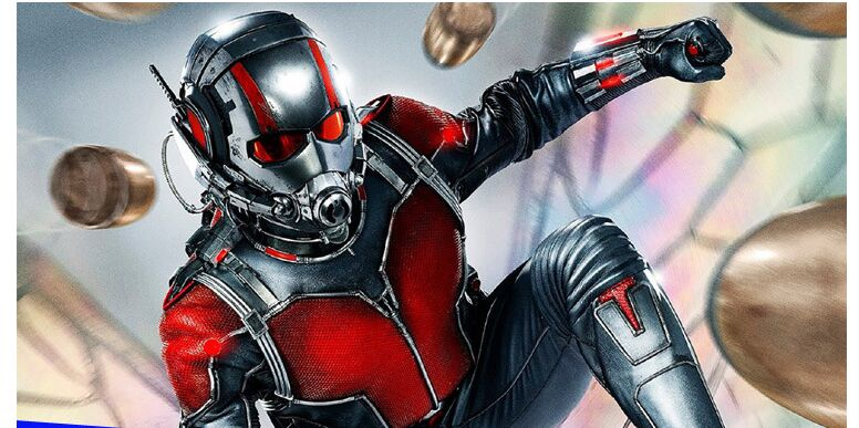 Ant Man Superhero Party Costumes 3