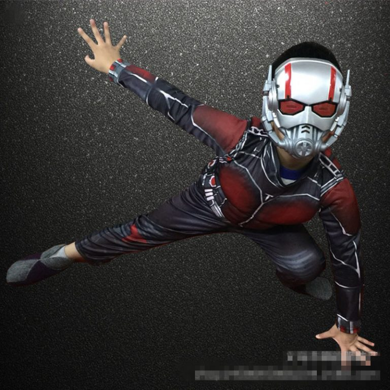 Ant Man Superhero Party Costumes 5