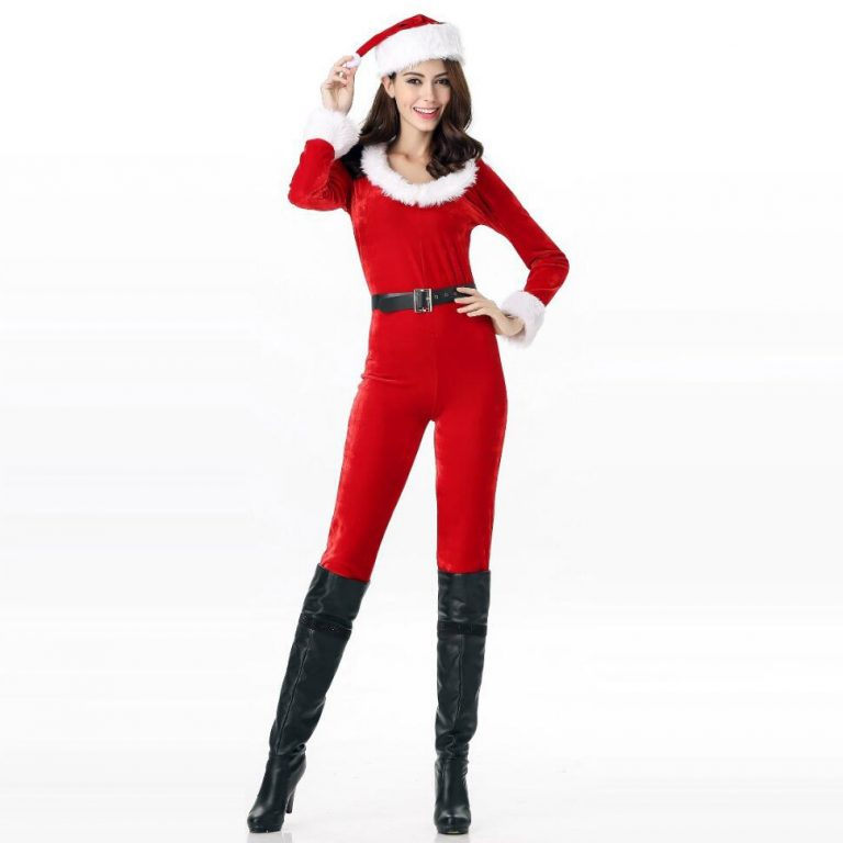 Cheap Christmas Sexy Costumes For Women-5832