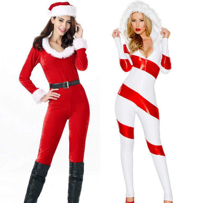 Cheap Christmas Sexy Costumes for Women 6