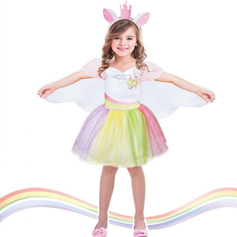 Creative-Dress-Up-As-Dance-Unicorn-Tutu-Dress-Kids-Cosplay-Magical-Fairy-Wings-Costumes-Cute-Girl