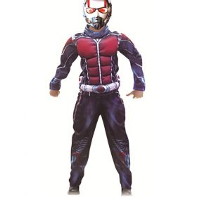 Ant Man Cosplay Muscle Costume 6