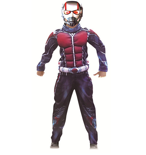 Superhero Ant-Man Costume For Kids 1