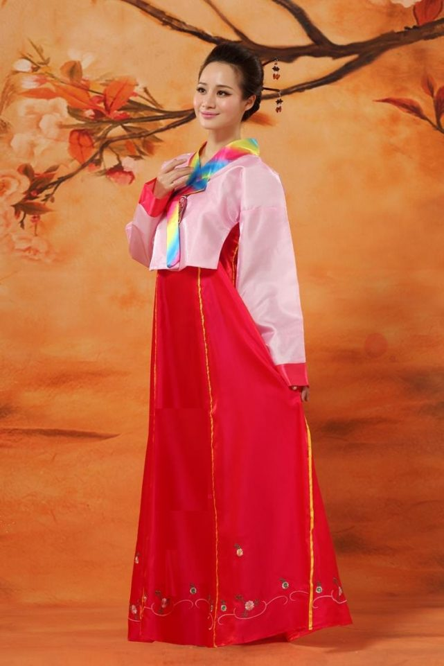 Direct-Selling-Hot-Sale-Polyester-Women-Dance-Costumes-Hmong-Clothes-Ancient-Chinese-Costume-Hanbok-Korean-Women