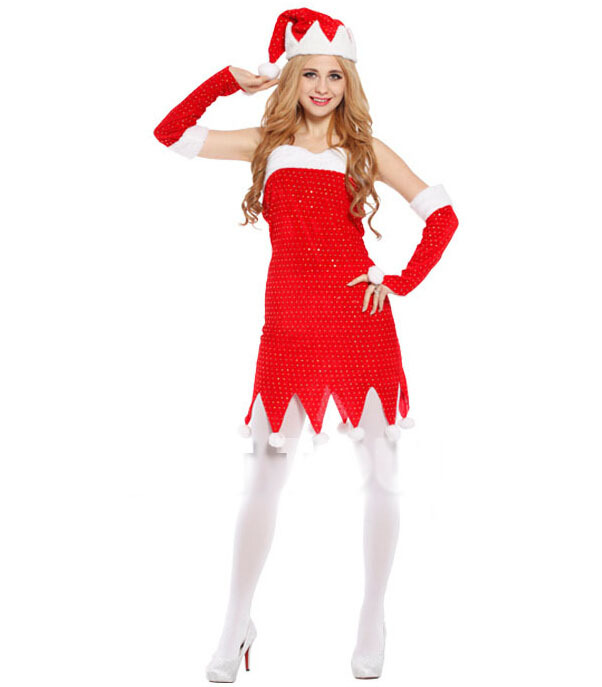 Christmas Sexy Costumes for Adult 1