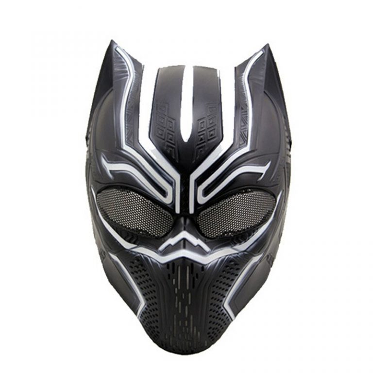 Black Panther Mask for Adult/Kids 13