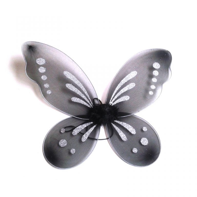 Glitter Butterfly Wings costume for Kids 2