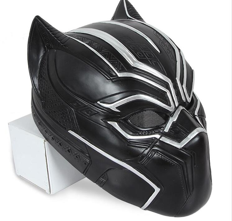 Civil War Black Panther Mask 2