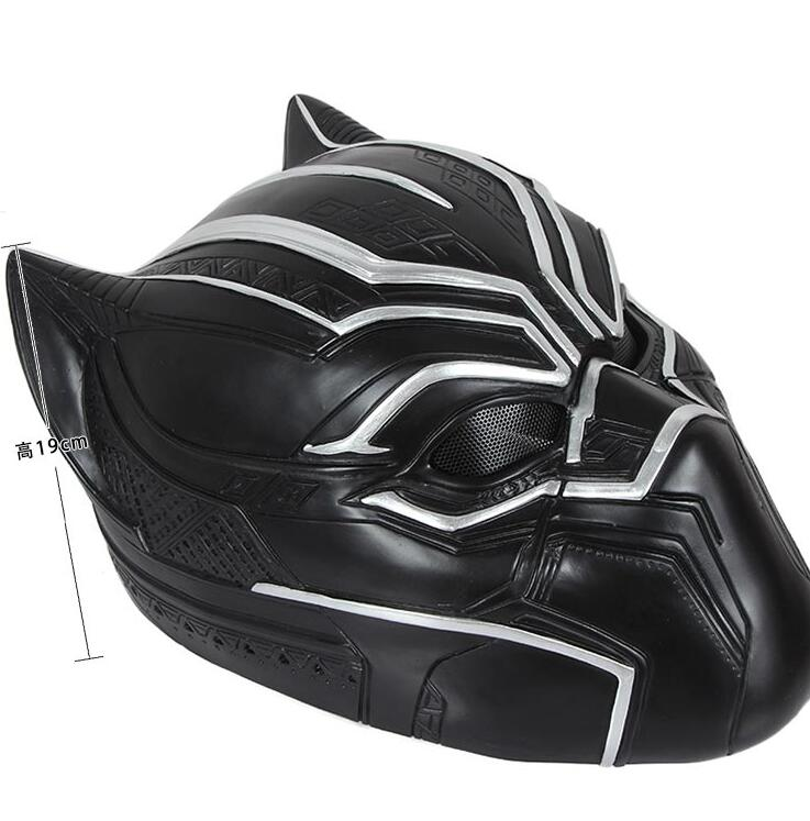 Civil War Black Panther Mask 8