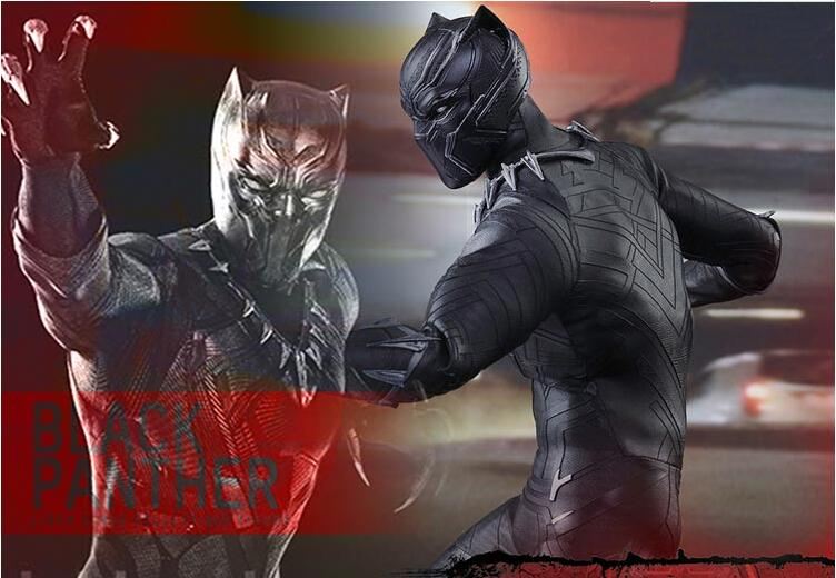 Civil War Black Panther Mask 1