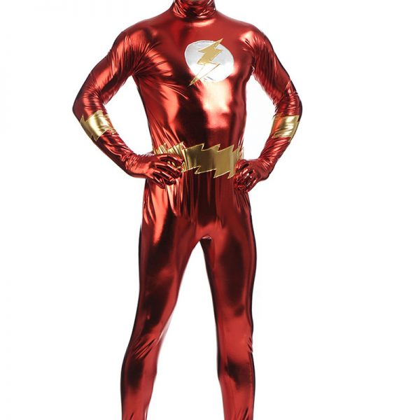 The Flash Costume for Adult 7