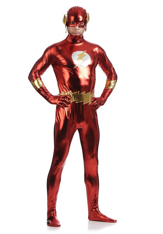 The Flash Costume for Adult 2