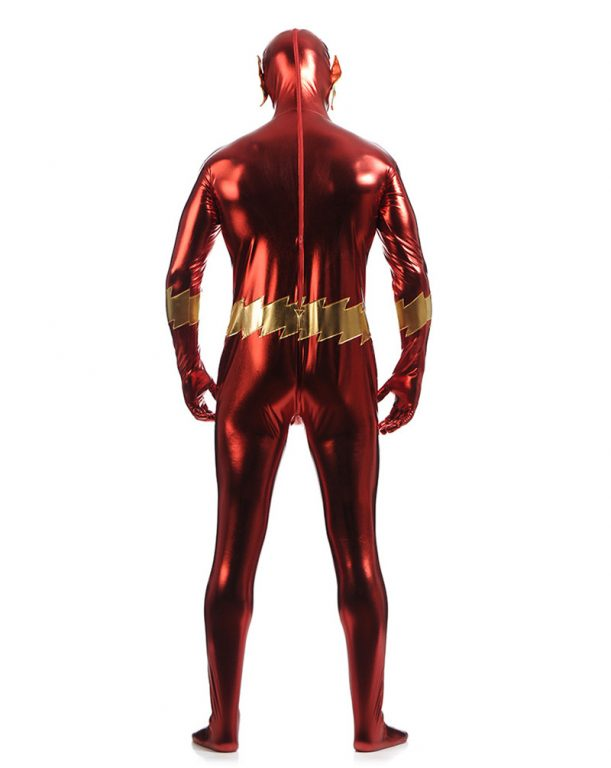 The Flash Costume for Adult 4
