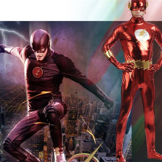 The Flash Costume for Adult 10