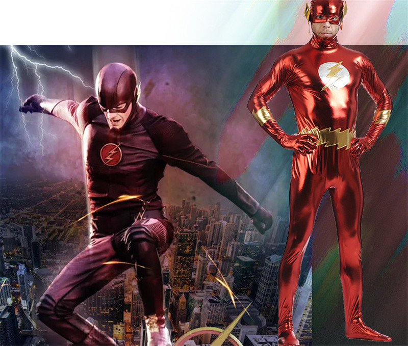 The Flash Costume for Adult 5