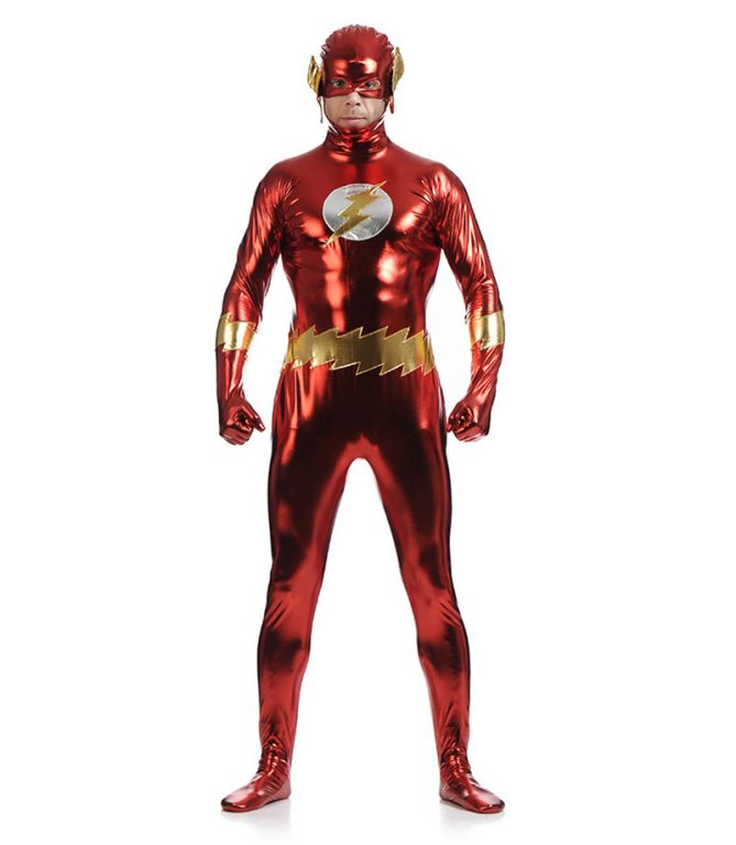The Flash Costume for Adult 1