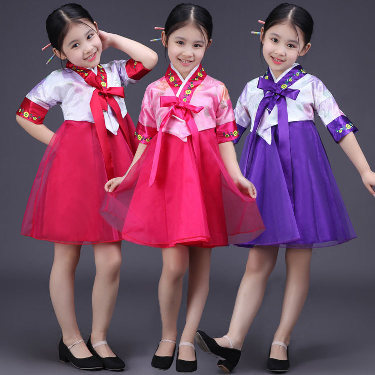 High Quality Korean Children's Costumes 12